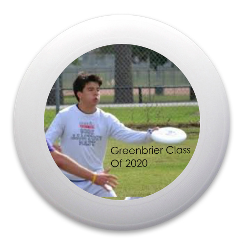 Graduation gift Ultimate Frisbee