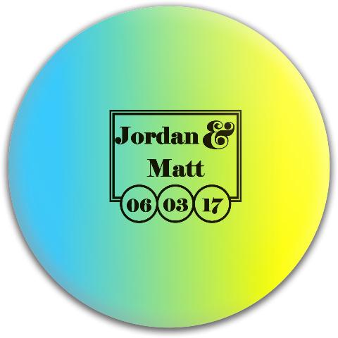 Dynamic Discs Fuzion Warden Putter Disc #36832