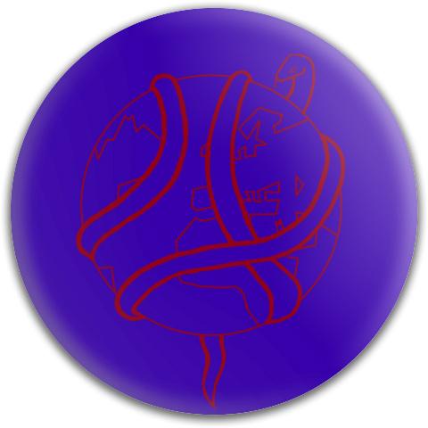 Dynamic Discs Fuzion Criminal Driver Disc #54705