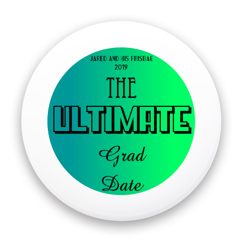 Custom Mini Ultimate Disc #63870