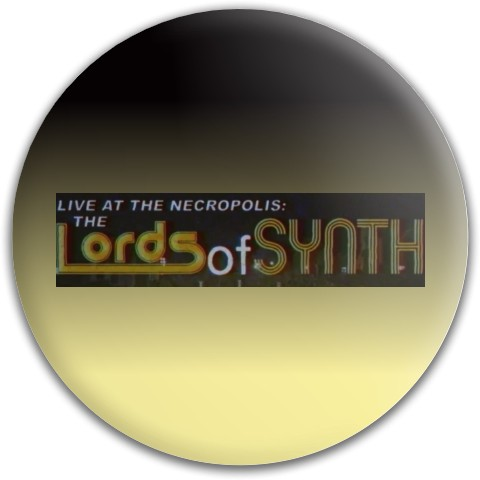 Lords of Synth Dynamic Discs Fuzion Felon Driver Disc
