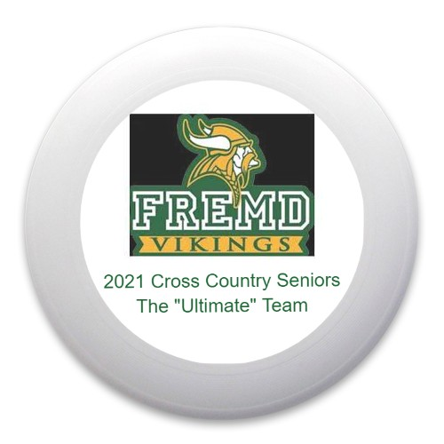 Cross Country Disc Ultimate Frisbee