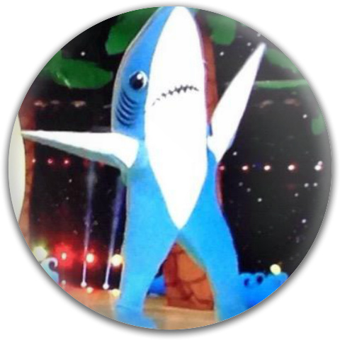 Left Shark Dynamic Discs Fuzion Verdict Midrange Disc